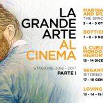 LA GRANDE ARTE AL CINEMA: Calendario Eventi
