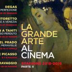 La grande arte al cinema | 2018-19 – Parte2