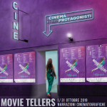 MOVIE TELLERS – Narrazioni cinematografiche