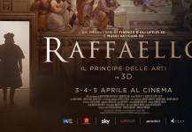 Raffaello – Il principe delle Arti in 3D